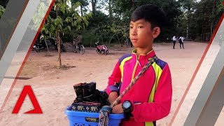 Meet the Cambodian boy who speaks more than a dozen languages