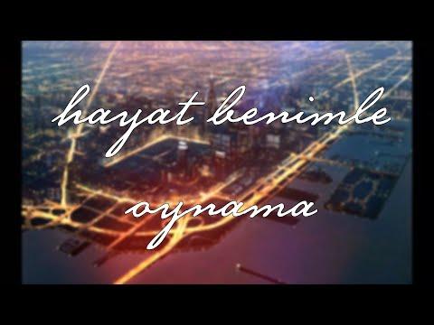 Fatih Genç - Hayat Benimle Oynama (Lyric Video)