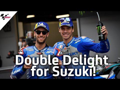 Key Story: Double Delight For Suzuki