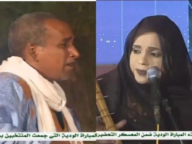 """""""ولو كنت خلقتني .."""" أداء الفنانين: فيروز سيمالي ولوليد دندني - قناة الموريتانية"""