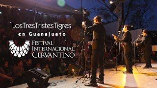 LOS3TT en el Festival Cervantino (Guanajuato)