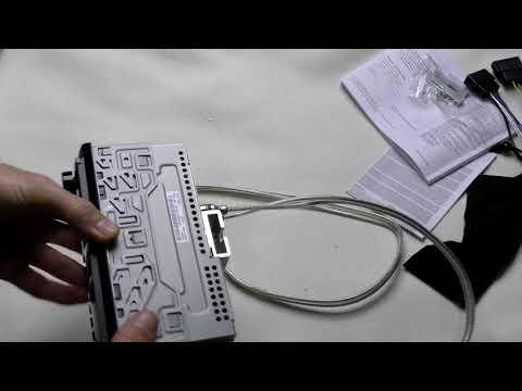 Как к двухканальной магнитоле подключить четырехканальный усилитель