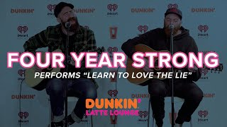 Four Year Strong Performs
