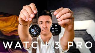 Huawei Watch 3 Pro - Cu ce este mai bun?