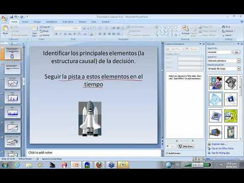 Presentación del Programa Post MBA
