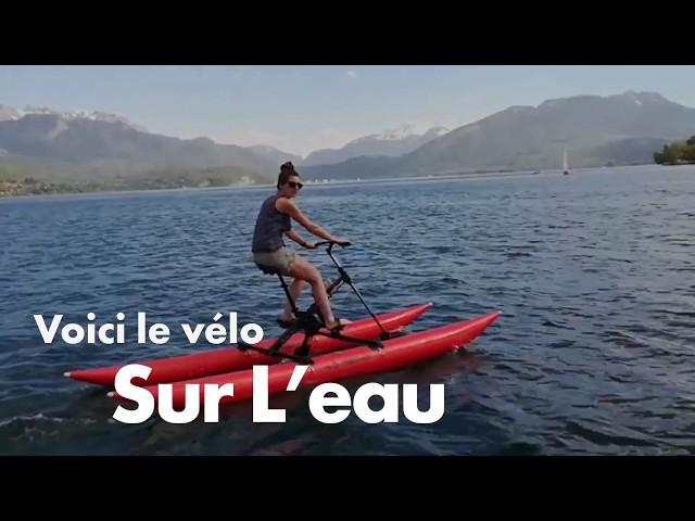 Aqui Bikes - Le Vélo... sur l'eau. (2018)
