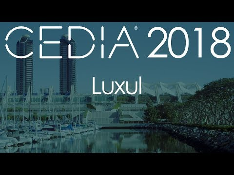 Luxul shows off new app, wireless at CEDIA Expo 2018
