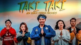TAKI TAKI - DJ Snake Ft Selena Gomez Dance   AIM Dance Studio  Hiphop & Reggaeton Mix 