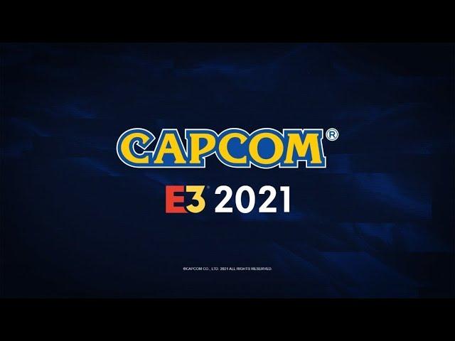 E3 2021 - Capcom - AO VIVO!!!