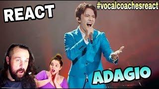 Baixar VOCAL COACHES REACT: DIMASH - ADAGIO