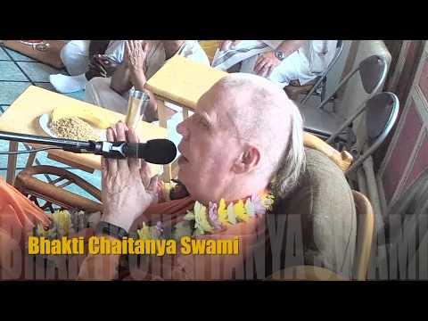 170723 The Initiation of Vrajendra Nandan Das at ISKCON Newcastle, UK