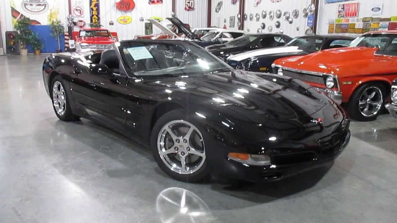 sold 2004 corvette convertible 15k miles triple. Black Bedroom Furniture Sets. Home Design Ideas