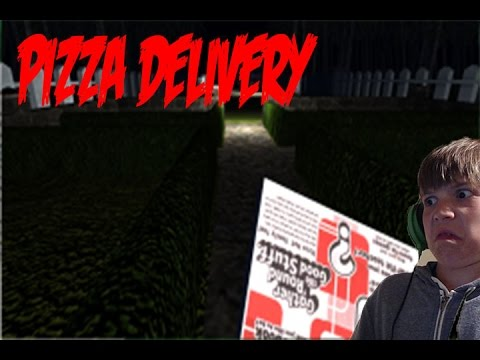 PIZZA HORROR!| Pizza Delivery