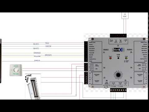 V100 Interface wiring diagram  YouTube
