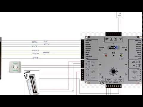 V100 Interface wiring diagram  YouTube