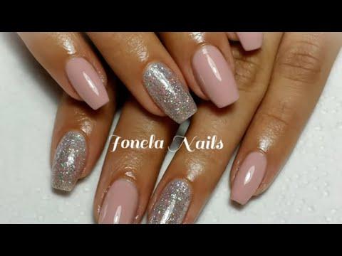 Aplicare oja semipermanenta pas cu pas. Semi-permanent nail polish.