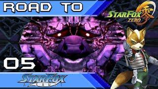 Road to Star Fox Zero - Star Fox Assault - Episode 5