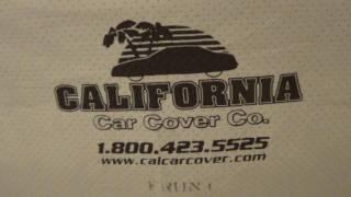 California car cover custom cover for Dodge challenger hellcat
