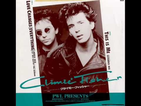 CLIMIE FISHER: Room to Move