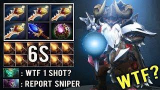 AWP IS BACK 1 Shot Kill Nuclear Sniper Destroy Notail + Nuker Team Epic Crazy 4x Rapier Dota 2