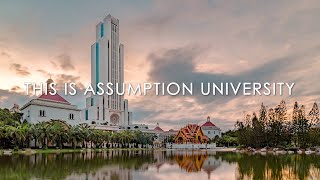 Assumption University of Thailand (ABAC) | 5K60 Timelapse