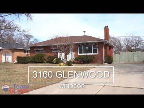 Windsor Real Estate For Sale - 3160 Glenwood