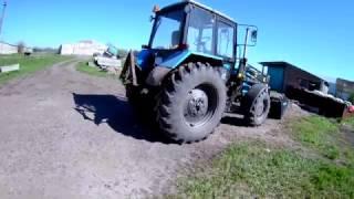 Новое видео Ангар, уборка территории!(, 2017-04-27T21:54:59.000Z)