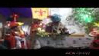 Llegada de los Reyes Magos a S'Arenal (Mallorca)