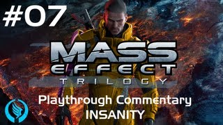 Mass Effect Trilogy | Episode #7 Pinnacle Station Part 1 | Insanity