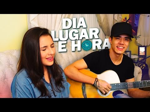 DIA, LUGAR E HORA - LUAN SANTANA (COVER BIBI TATTO & VITHOR VASCO)