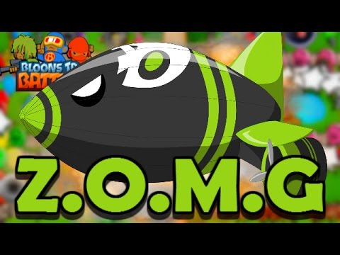 Bloons TD Battles | OMG ANOTHER Z.O.M.G! | Insane Top Bloon TD Battle Attack!