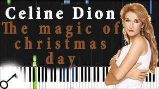 CELINE DION -The Magic of Christmas Day (God Bless Us Everyone)