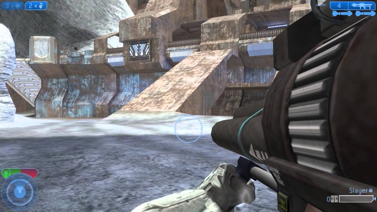 Welcome to the Halo Maps Website