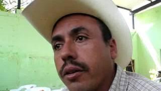 PRESIDENCIA DE RODEO DURANGO BUSCA APOYOS A CAMPESINOS.