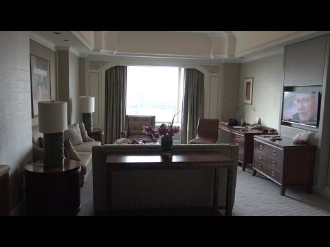 Shangri La Hotel - Horizon Club Suite, Jakarta, Indonesia
