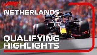 Qualifying Highlights   2021 Dutch Grand Prix