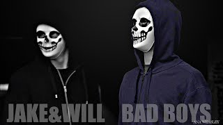 jake + will || whatcha gonna do when they come for you