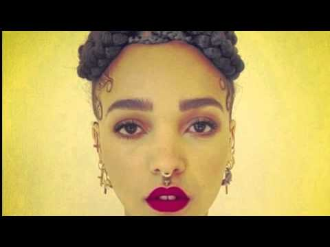 FKA twigs - interview talks Britney Spears and LP1 (August)