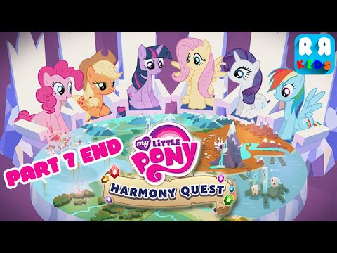 My Little Pony: Harmony Quest - iOS / Android - Walktrough Video - Part 7 All Batch and Crystal