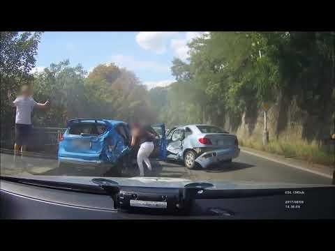 OMG HIGH SPEED CRASH!!!! TOP 5 Car Crashes 2019