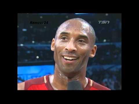 Kobe Bryant 37pts NBA Allstar Game 2011 *Kobe MVP