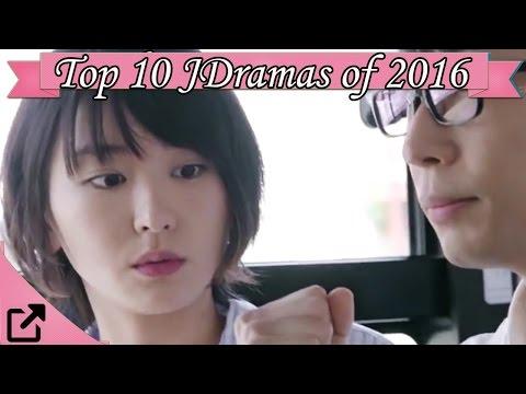 Top 10 Japanese Dramas of 2016