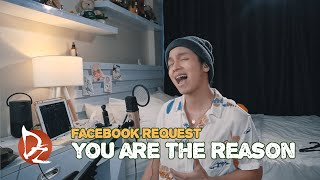 You Are The Reason (Calum Scott Cover)