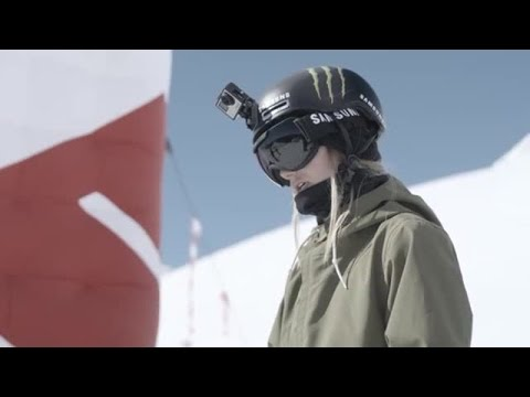 Giulia Tanno (SUI) und Anna Gasser (AUT) gewinnen den Suzuki Nine Queens 2016 in Serfaus-Fiss-Ladis - VIDEO