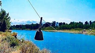 ПЕРЕСТАВИЛ ЗАКИДУШКИ И НЕ ЗРЯ БЕШЕННЫЙ КЛЕВ САЗАНА Удачная рыбалка на реке Ахтуба 2021