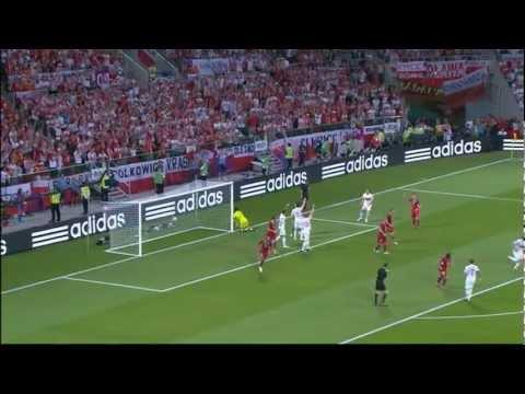 Samenvatting Tsjechië-Polen (1-0) EK 2012 16-06-2012