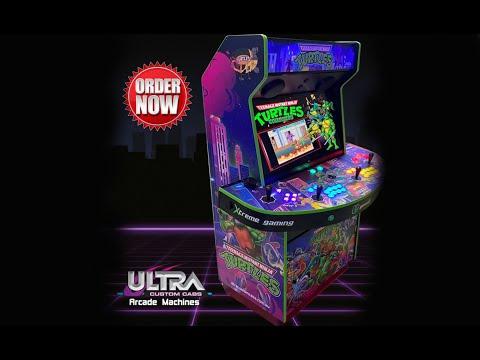 8X Arcade Machines