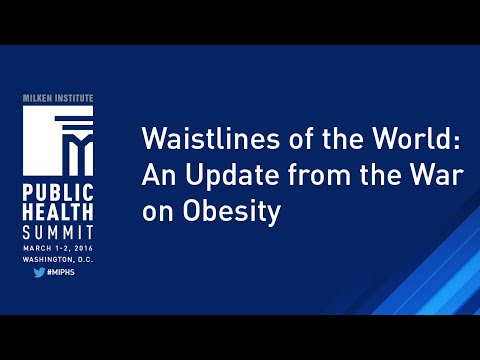 Waistlines of the World: An Update from the War on Obesity
