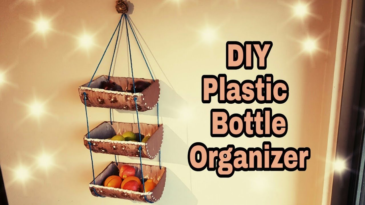 Diy Best Out Of Waste Plastic Bottles Plastic Bottles