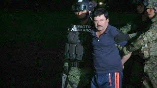 """المكسيك ستُسلِّم العرَّاب """"إِلْتشابو"""" إلى القضاء الأمريكي..محاميه يحتج"""